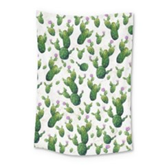 Cactus Pattern Small Tapestry