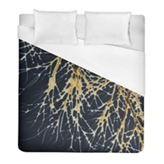 Nature Model No One Wallpaper Duvet Cover (full/ Double Size) by Sapixe