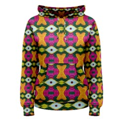 Artwork By Patrick Colorful 2 3 Women s Pullover Hoodie