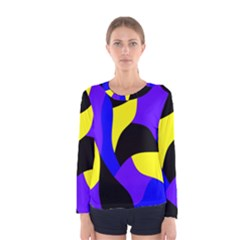 Warp Women s Long Sleeve Tee