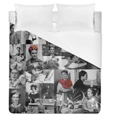 Frida Kahlo Pattern Duvet Cover (queen Size)