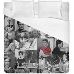 Frida Kahlo Pattern Duvet Cover (king Size)