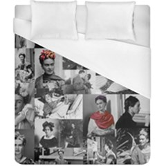 Frida Kahlo Pattern Duvet Cover (california King Size)