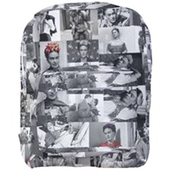 Frida Kahlo Pattern Full Print Backpack