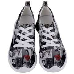 Frida Kahlo Pattern Women s Lightweight Sports Shoes