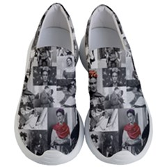 Frida Kahlo Pattern Women s Lightweight Slip Ons