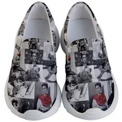 Frida Kahlo Pattern Kid s Lightweight Slip Ons