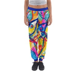Nature Of Sex   Women s Jogger Sweatpants