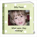 Silly Faces - 8x8 Photo Book (20 pages)