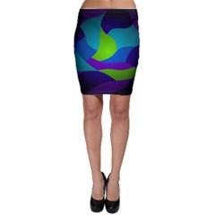 Sucked In Bodycon Skirt