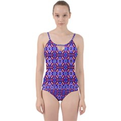 Artworkbypatrick1 5 1 Cut Out Top Tankini Set