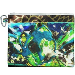 Avocado Canvas Cosmetic Bag (xxxl) by bestdesignintheworld