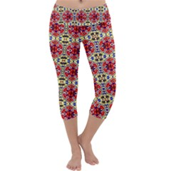 Artworkbypatrick1 13 1 Capri Yoga Leggings
