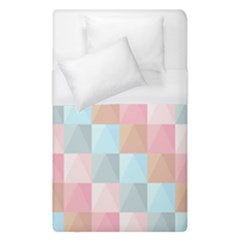 Abstract Pattern Background Pastel Duvet Cover (single Size)