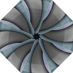 Abstract Background Abstraction Folding Umbrellas