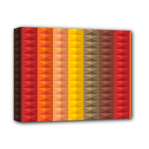 Abstract Pattern Background Deluxe Canvas 14  X 11