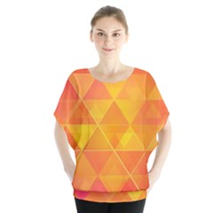 Background Colorful Abstract Blouse