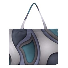 Abstract Background Abstraction Medium Tote Bag