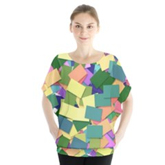 List Post It Note Memory Blouse