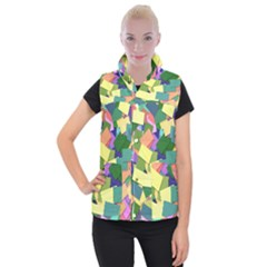 List Post It Note Memory Women s Button Up Vest