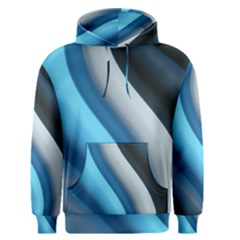 Abstract Pattern Lines Wave Men s Pullover Hoodie