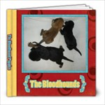 Bloodhound Puppies - 8x8 Photo Book (20 pages)