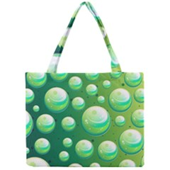 Background Colorful Abstract Circle Mini Tote Bag