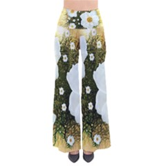 Summer Anemone Sylvestris So Vintage Palazzo Pants