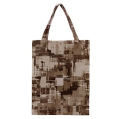Color Abstract Background Textures Classic Tote Bag