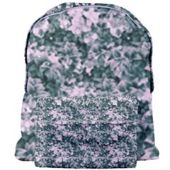 Floral Collage Pattern Giant Full Print Backpack