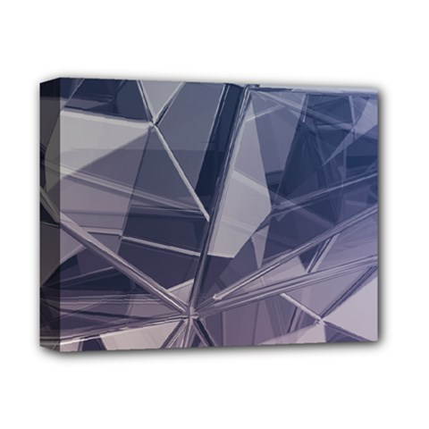 Abstract Background Abstract Minimal Deluxe Canvas 14  X 11