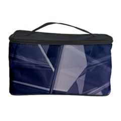 Abstract Background Abstract Minimal Cosmetic Storage Case
