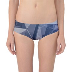 Abstract Background Abstract Minimal Classic Bikini Bottoms