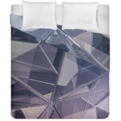 Abstract Background Abstract Minimal Duvet Cover Double Side (california King Size)