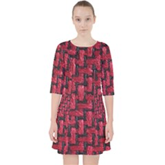 Fabric Pattern Desktop Textile Pocket Dress