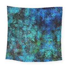 Color Abstract Background Textures Square Tapestry (large)