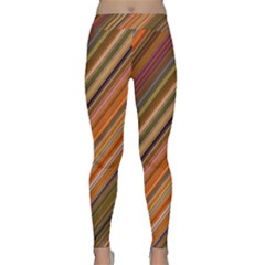Background Texture Pattern Classic Yoga Leggings