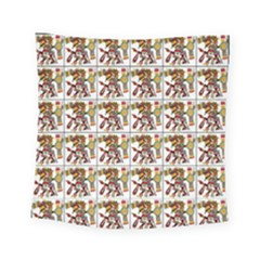 Aztec 1 Square Tapestry (small)