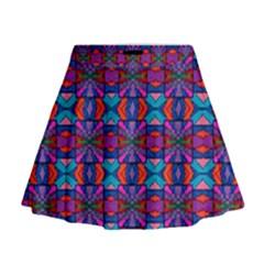 Artworkbypatrick1 C 6 Mini Flare Skirt