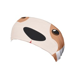 Dog Animal Boxer Family House Pet Yoga Headband by Sapixe