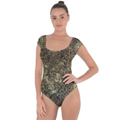 Granite 0158 Short Sleeve Leotard