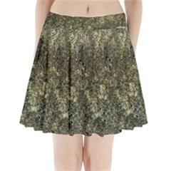 Granite 0158 Pleated Mini Skirt