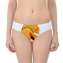 Goldfish Fish Tank Water Tropical Hipster Bikini Bottoms