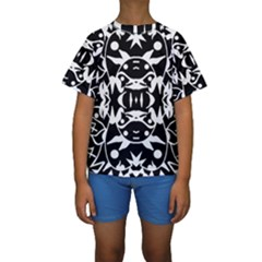 Pirate Society  Kids  Short Sleeve Swimwear