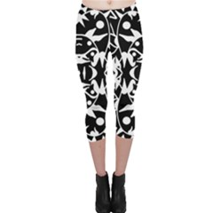 Pirate Society  Capri Leggings