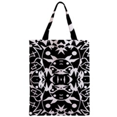 Pirate Society  Zipper Classic Tote Bag