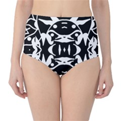 Pirate Society  Classic High Waist Bikini Bottoms