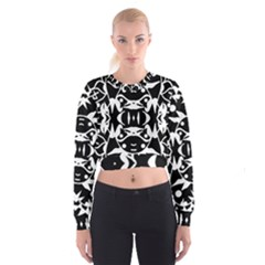 Pirate Society  Cropped Sweatshirt