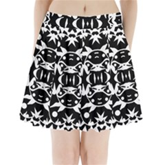 Pirate Society  Pleated Mini Skirt