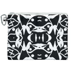 Pirate Society  Canvas Cosmetic Bag (xxl)